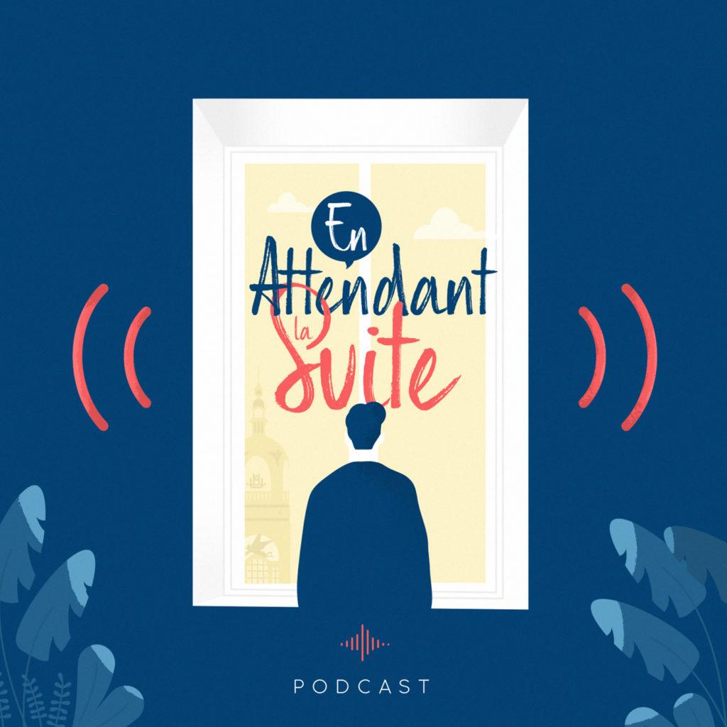 visuel série podcast confinement en attendant la suite